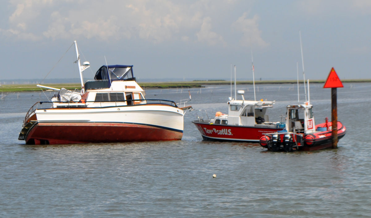 Does the Proposed Florida Salvage Law Tip-Toe Too Close to Federal Ground? - vessels-and-yachts