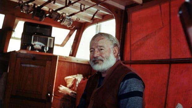 HemingwayPilar1950