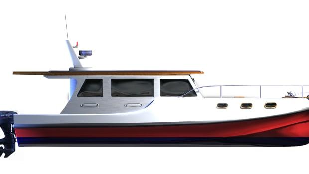 Great Harbour TT35