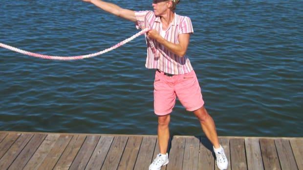 Throwing Rope 5