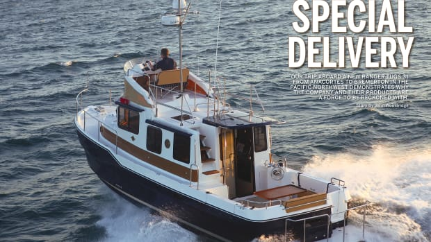 Peter Janssen reviews the new 40 and 44 Nordic Tugs in PassageMaker