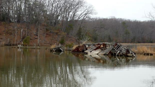 Mallows-bay-shipwreck