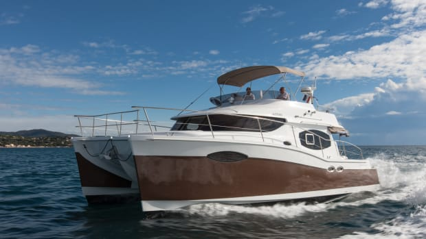 31/08/2012, Cogolin (FRA,83), Chantier Fountaine-Pajot, Summerland