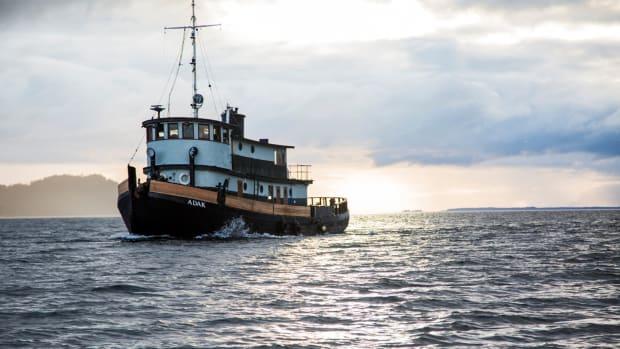 Adak Alaska Tug
