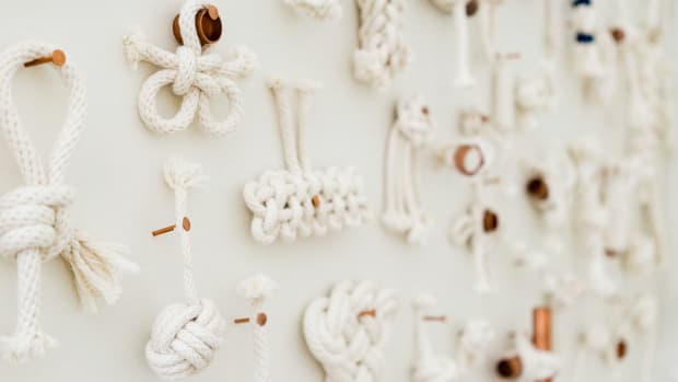 Knot Wall