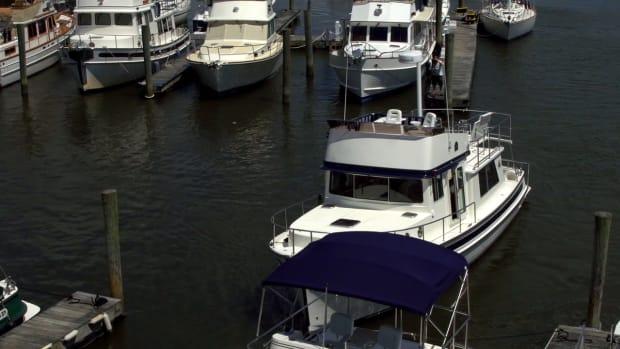 Boat Handling