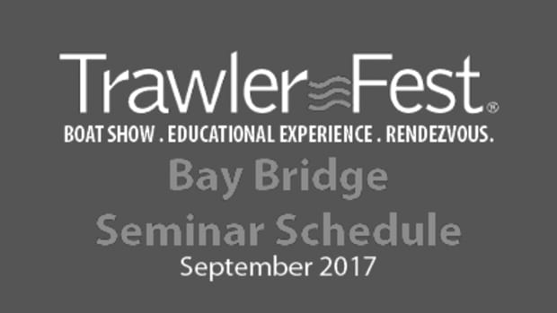 Bay Bridge Seminar Schedule