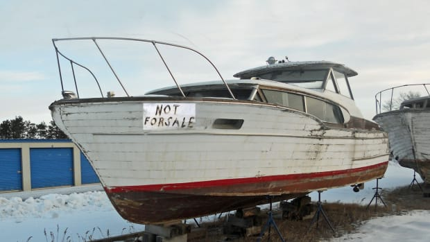 Not for sale boat