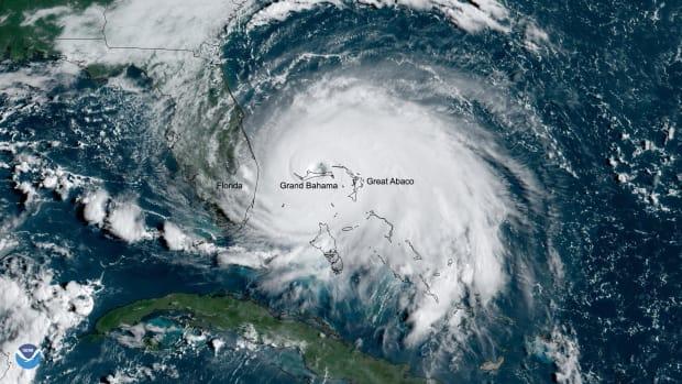 Dorian Grand Bahama