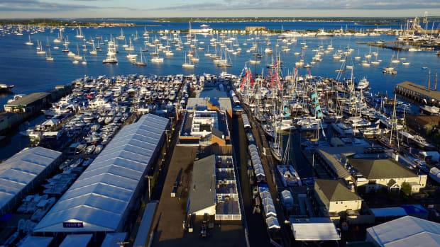 Newport aerial