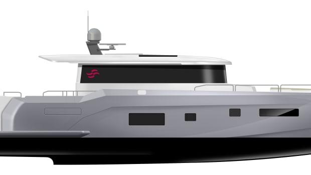 SY58 coupe profile