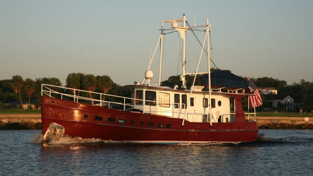 Eagle 40 Is A Great Under The Radar Option For Trawler Owners