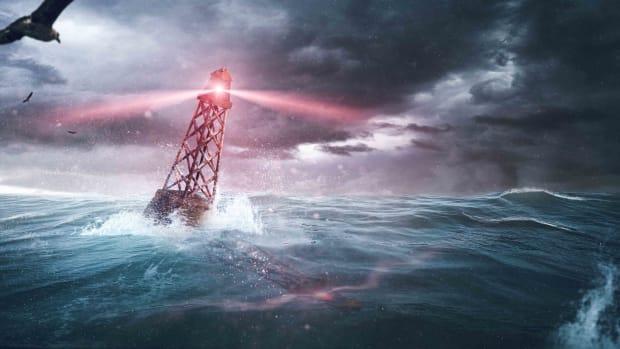 storm-at-sea