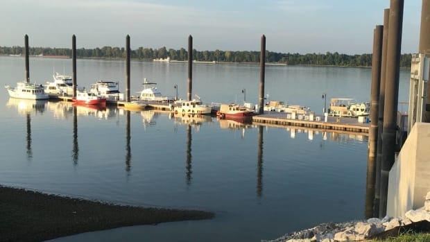 City of Paducah Transient Boat Dock - Credit: Paducah Parks & Recreation