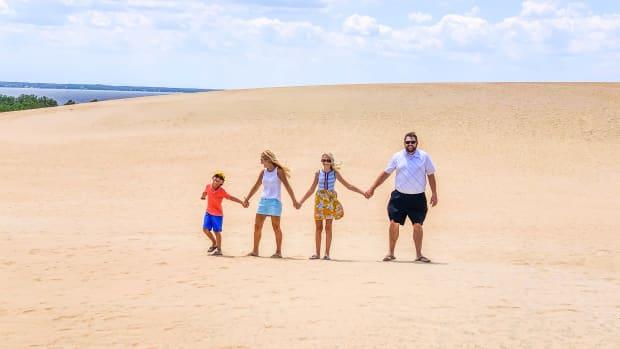 web-Sand Dune Family