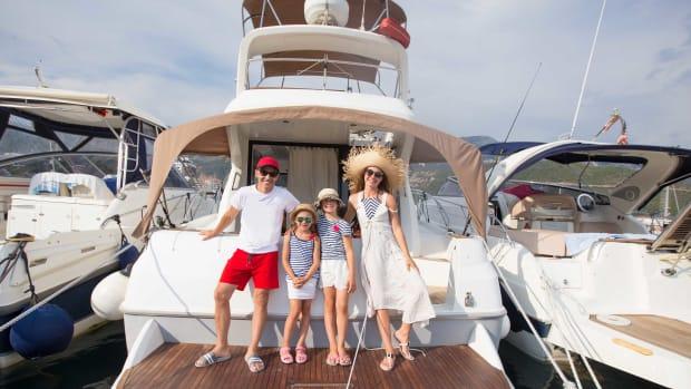 family-cruising