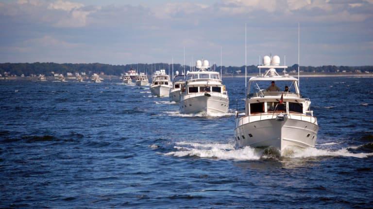 TrawlerFest Steams to Bay Bridge Marina