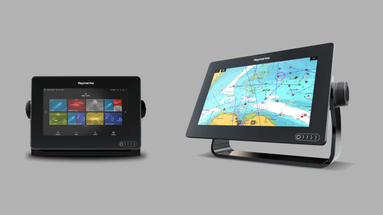 Introducing the RayMarine Axiom MFD