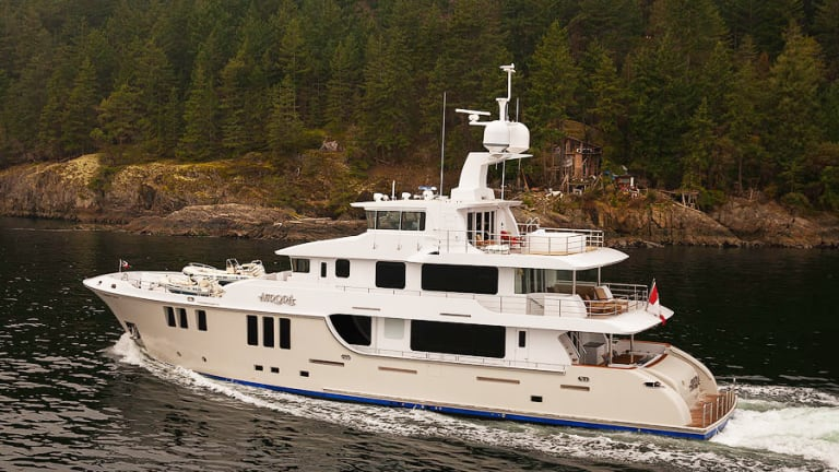 Megayacht=Mega Lawsuit (BLOG) (Video)