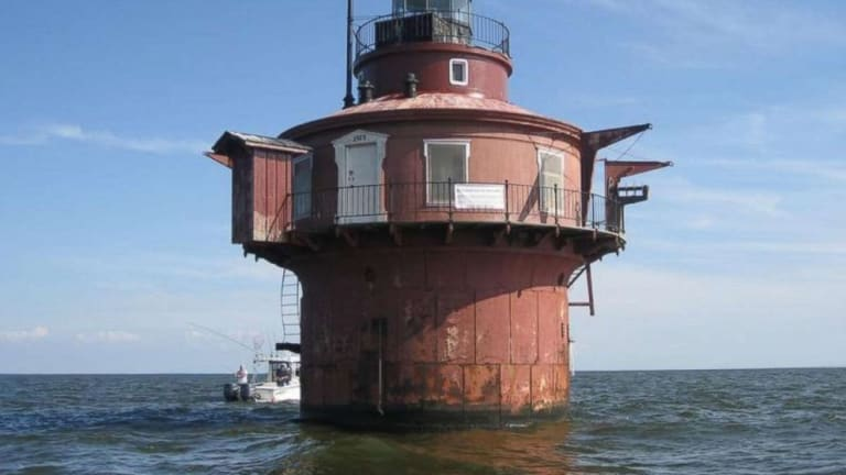 Wanna Buy a Lighthouse Off Baltimore?