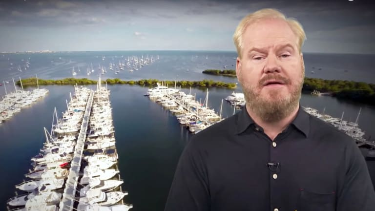 Watch Man on TV Who Says Boating Is Weird