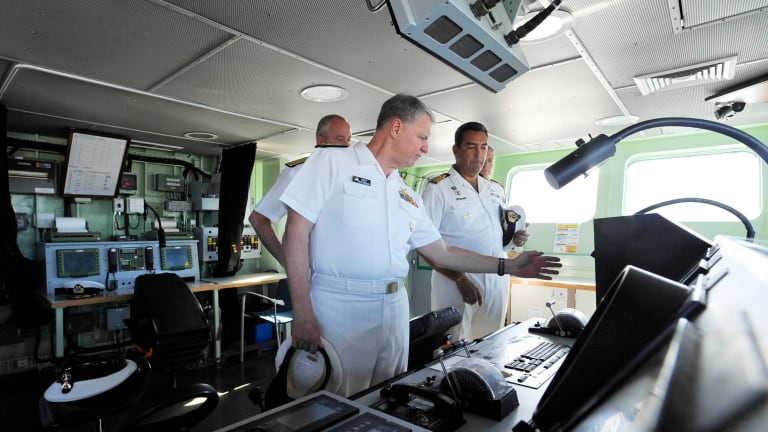 Cyber threats prompt return of radio for ship navigation