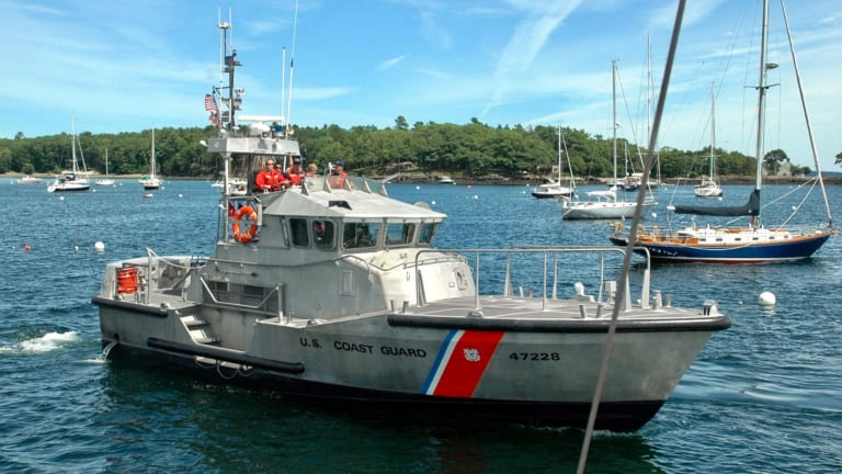 Coast Guard Initiates Search for Ben Ellison