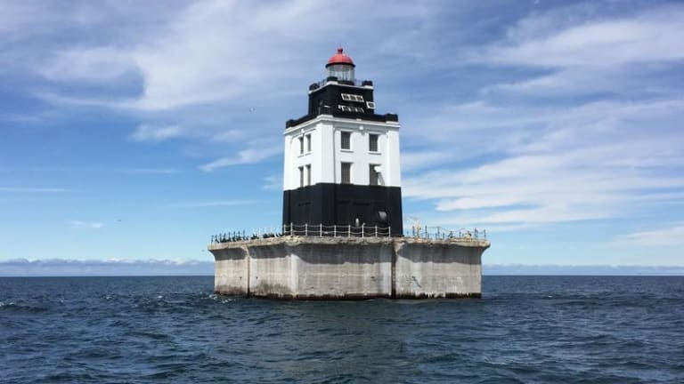 Four Michigan Lighthouses for Sale