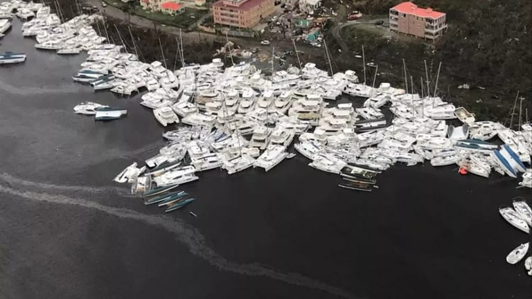 The Caribbean Aftermath Arises Out Of Hurricane Irma (Video)