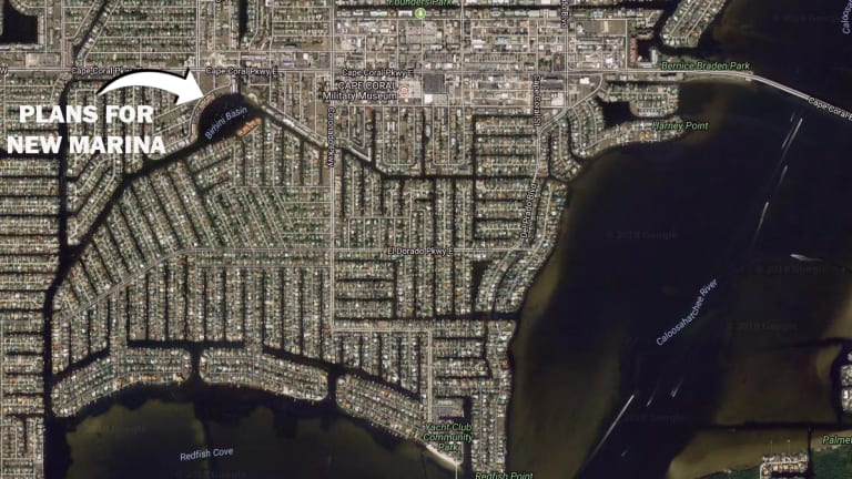 Cape Coral Anchorage To Get a Makeover (Videos)
