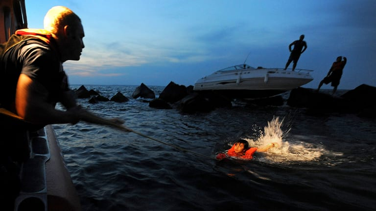 2017 USCG Recreational Boating Statistics Report