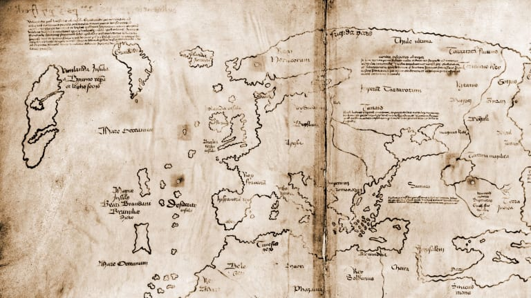 The Myth and Mystery of the Vinland Map