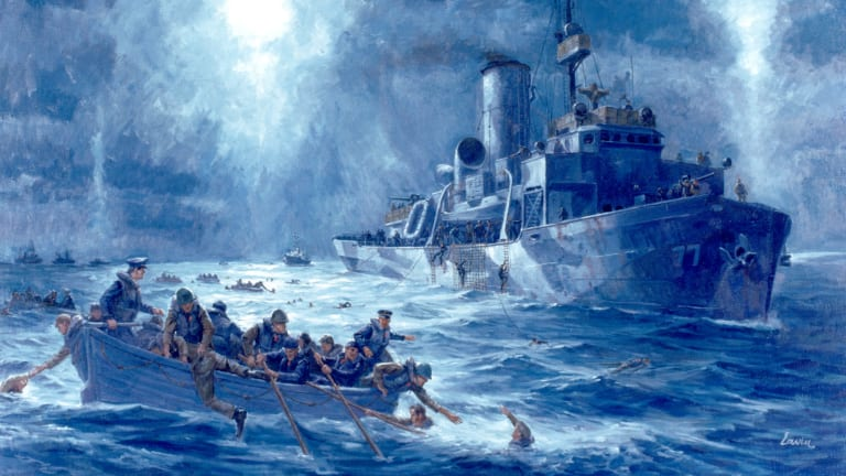 The Long Blue Line: 75 years ago – Escanaba rescues hundreds then perishes