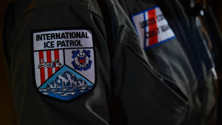 Keep cool with the International Ice Patrol!