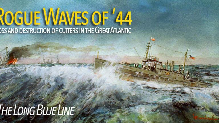 The Long Blue Line: USCG Cutter Jackson