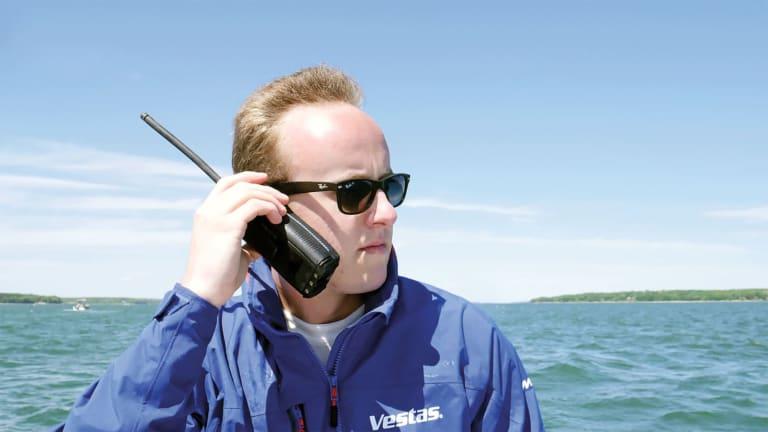 Handheld VHF Radios