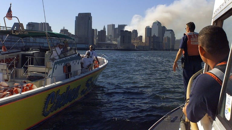 The Heroism Of New York's Boaters In The Face Of 9/11 (VIDEO)