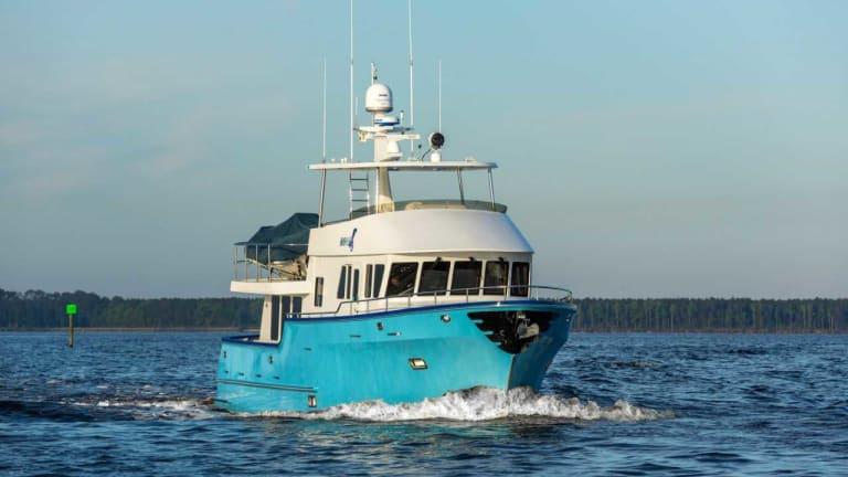 Cruising Craft Flocking to Baltimore TrawlerFest