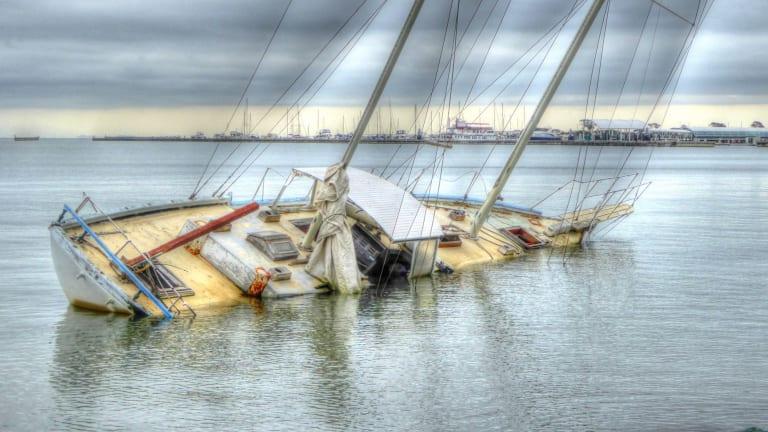 Nautical Graves of Irma