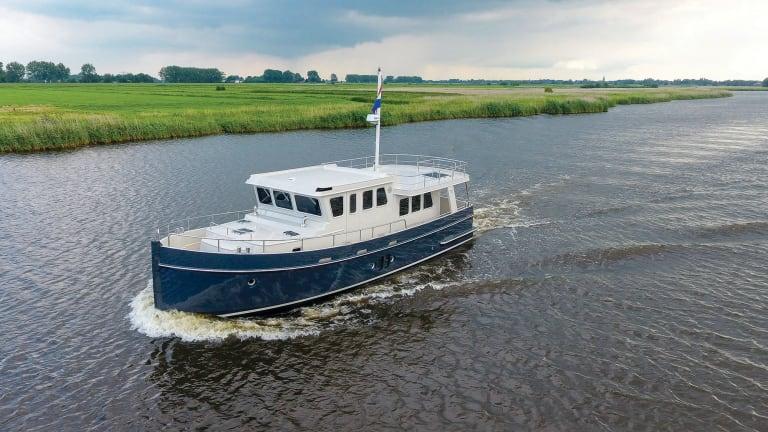 Bulletproof: Discovering Steeler Yachts' Explorer 50