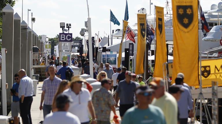 The Fort Lauderdale International Boat Show Starts Wednesday