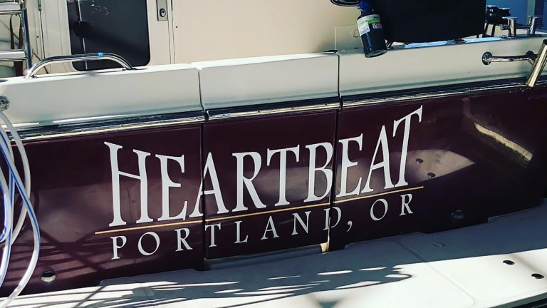 American Tug 34, Heartbeat, Wins Boat Name Contest (Gallery)