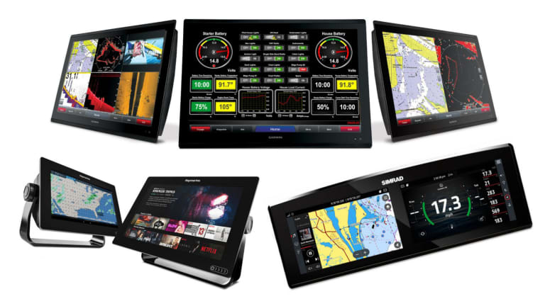 More Boat System MFD Apps (Panbo)