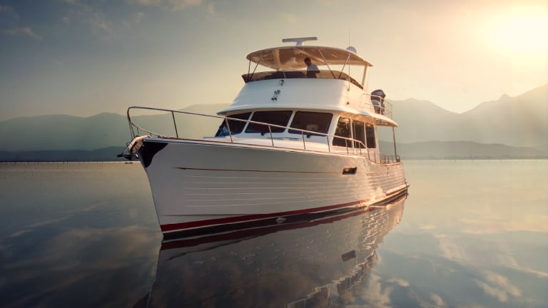 Surprise! New Grand Banks 60 Coming to Trawlerfest (Videos)