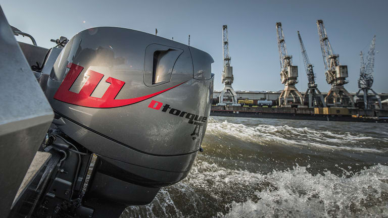 Yanmar To Sell 50hp Diesel Outboards (Video)