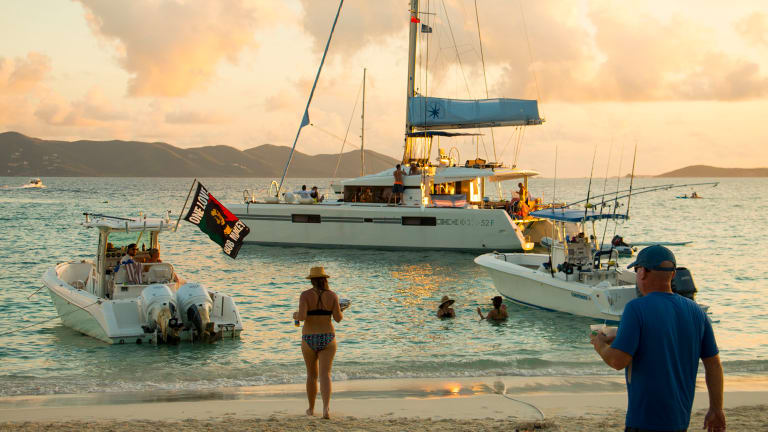 The British Virgin Islands Caribbean Comeback