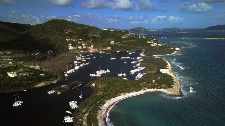 CNN Report on How Sailing is Healing the BVI (Video)