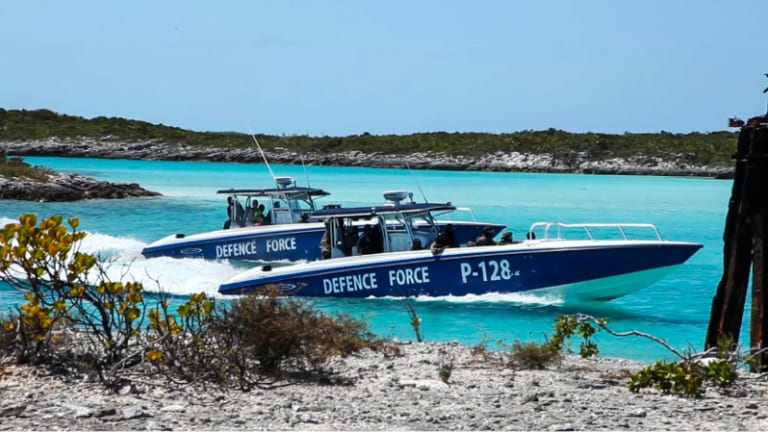 Bahamians Seize U.S. Boat With Guns Aboard