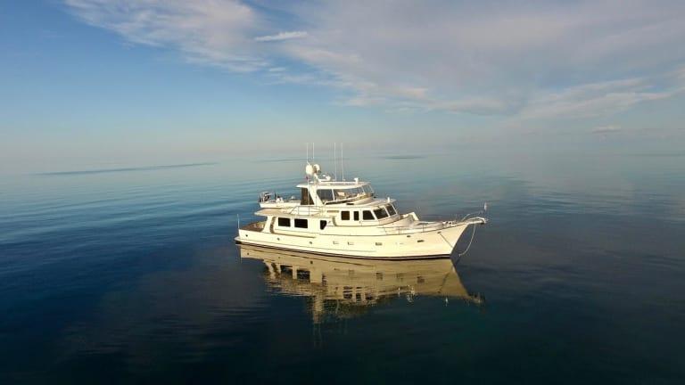 TrawlerFest Seminar Compares Blue Pearl's Bahamas, Cuba Cruises