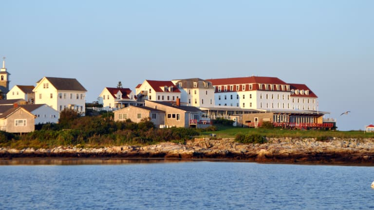 Historic, Haunted Isles of Shoals Welcome Cruisers to Maine (Video)